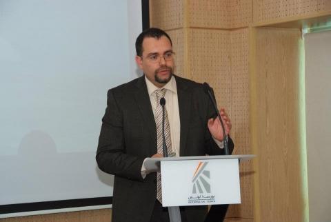 Mohamed SALAH frad élu président de l'ATIC (ASSOCIATION TUNISIENNE DES INVESTISSEURS EN CAPITAL)