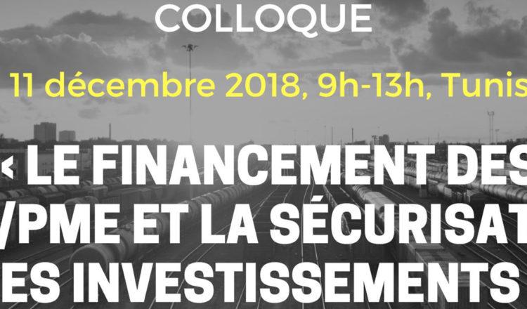 Le financement des TPE/PME et la sécurisation des investissements