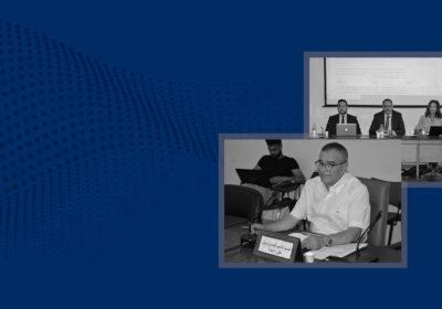 Audition à l'ARP consacrée au projet du Code des Organismes d'Investissement Collectif